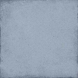 Lattialaatta Pukkila Art Nouveau Sky Blue himmeä sileä 200x200 mm