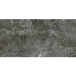 Lattialaatta Pukkila Blackboard Anthracite himmeä karhea 598x298 mm