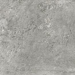 Lattialaatta Pukkila Blackboard Ash himmeä sileä 598x598 mm