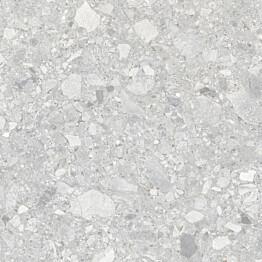Lattialaatta Pukkila Ceppostone Grey karhea 597x597 mm