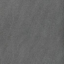 Lattialaatta Pukkila EC1 City Antracite himmeä sileä 598x598 mm