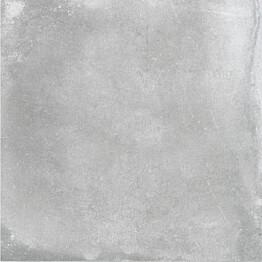 Lattialaatta Pukkila Europe Grey himmeä sileä 598x598 mm