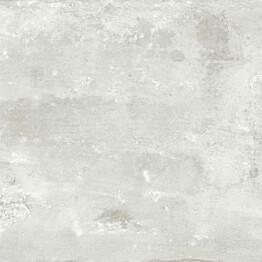 Lattialaatta Pukkila Factory White himmeä sileä 497x497 mm