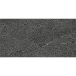 Lattialaatta Pukkila Landstone Anthracite himmeä karhea 598x298 mm