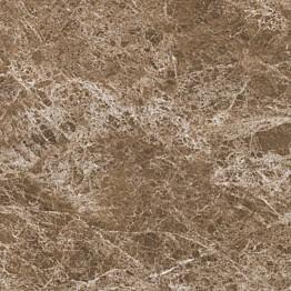 Lattialaatta Pukkila Luxury Stone Emperador Light Ruskea himmeä sileä 497x497 mm