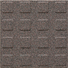Lattialaatta Pukkila Natura Granite Burgundy himmeä struktuuri neliönasta 96x96 mm