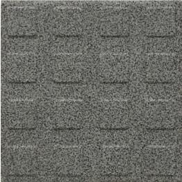 Lattialaatta Pukkila Natura Granite Grey himmeä struktuuri neliönasta 96x96 mm