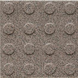 Lattialaatta Pukkila Natura Granite Rose himmeä struktuuri pyörönasta 96x96 mm