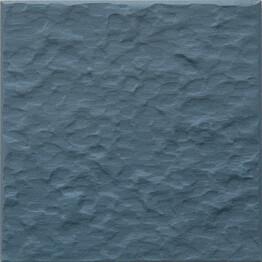 Lattialaatta Pukkila Natura Sininen himmeä struktuuri rt 96x96 mm