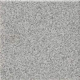 Lattialaatta Pukkila Natura Speckled White himmeä sileä 96x96 mm lasikuituverkossa