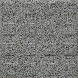 Lattialaatta Pukkila Natura Speckled White himmeä struktuuri neliönasta 96x96 mm