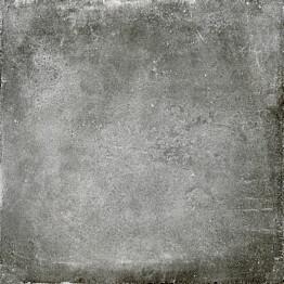 Lattialaatta Pukkila Reden Dark Grey himmeä karhea 598x598 mm