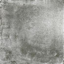 Lattialaatta Pukkila Reden Dark Grey himmeä karhea paksu 798x798 mm
