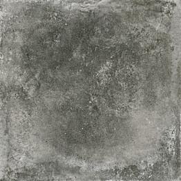 Lattialaatta Pukkila Reden Dark Grey himmeä sileä 798x798 mm