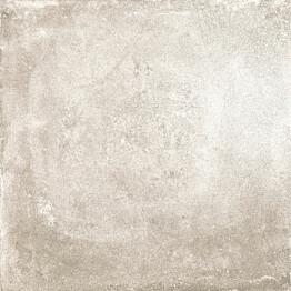 Lattialaatta Pukkila Reden Ivory himmeä karhea paksu 798x798 mm