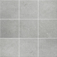 Lattialaatta Pukkila Europe Grey himmea silea 97x97mm