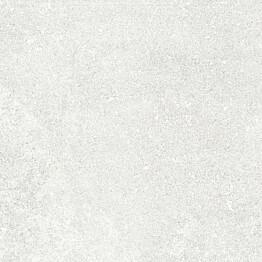 Lattialaatta Pukkila Newcon White himmea karhea 300x300mm