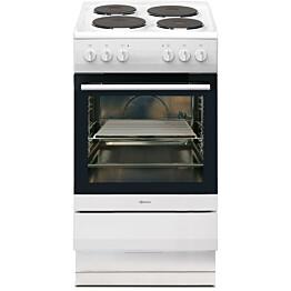 Lattialiesi Gram EKM 3500-90 valkoinen perinteisillä keittolevyillä