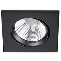 LED-alasvalo Trio Pamir 85x54x85 mm IP23 mattamusta