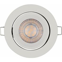 LED-alasvalosarja Ledvance ADJ Simple DIM 3x5W, valkoinen