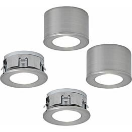 LED-alasvalosetti Limente LED-Faro 2x2.2W 24V