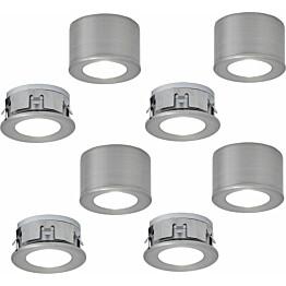 LED-alasvalosetti Limente LED-Faro 4x2.2W 24V