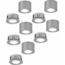 LED-alasvalosetti Limente LED-Faro 5x2.2W 24V