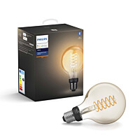 LED-älylamppu Philips Hue W 7W E27 G93