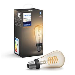LED-älylamppu Philips Hue W 7W E27 ST64