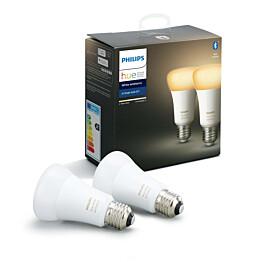 LED-älylamppu Philips Hue WA 8.5W E27 A60 2kpl/pkt