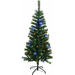 LED-joulukuusi Star Trading Kalix 150 cm IP44 RGB vihreä