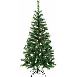 LED-joulukuusi Star Trading Kalix 150 cm IP44 vihreä