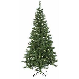 LED-joulukuusi Star Trading Kalix 190 cm vihreä