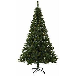 LED-joulukuusi Star Trading Ottawa 210 cm IP44 vihreä