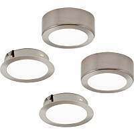 LED-kalustevalaisinsetti Limente LED-Leno 51 2x4.2 W rst