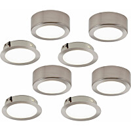 LED-kalustevalaisinsetti Limente LED-Leno 51 4x4.2 W rst