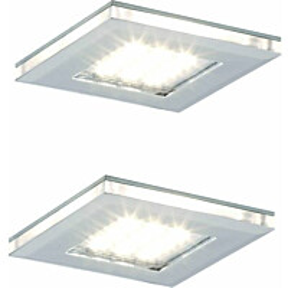 LED-kalustevalaisinsetti Limente LED-Vita 10 2x4.2W 24V
