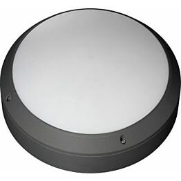 LED-katto/seinävalaisin Ensto Forte FO265.14GH, IP65, 14W/840 PC, ulkokäyttöön