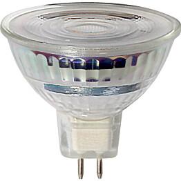 LED-kohdelamppu Star Trading Spotlight LED 346-09 Ø 50x44mm GU5.3 4.8W 2700K 400lm himmennettävä 36°