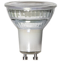 LED-kohdelamppu Star Trading Spotlight LED 347-27 Ø 50x55mm GU10 6.3W 2700K 560lm 100°