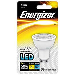 LED-kohdelamppu Energizer GU10 5 W kirkas