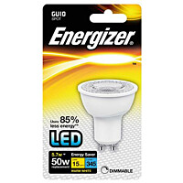 LED-kohdelamppu Energizer GU10 5,5 W kirkas himmennettävä