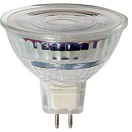 LED-kohdelamppu Star Trading Spotlight LED 346-07 Ø 50x44mm GU5.3 5.2W 4000K 450lm himmennettävä 36°