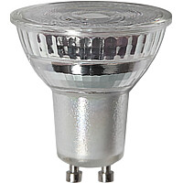 LED-kohdelamppu Star Trading Spotlight LED 347-67 Ø 50x55mm GU10 6.5W 2700K 500lm himmennettävä 25°