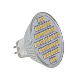 LED-kohdelamppu Sunwind G4, MR16, 48 SMD 3W 12V Ø50mm 180lm 2700K