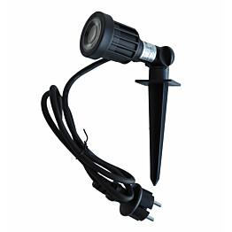 LED-kohdespotti LED Energie 5W IP65 3000K 60°
