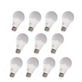 LED-lamppu E27, 12W, 1050lm, A60, 3000K, 10 kpl/pkt