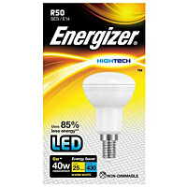 LED-lamppu Energizer High Tech R50 E14 6 W valkoinen