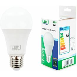 LED-lamppu LED Energie A60/E27 12 W 1050lm 3000K 65x125 mm himmennettävä