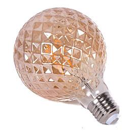 LED-lamppu NordLED Interior II 4 W E27 ø95x128 mm